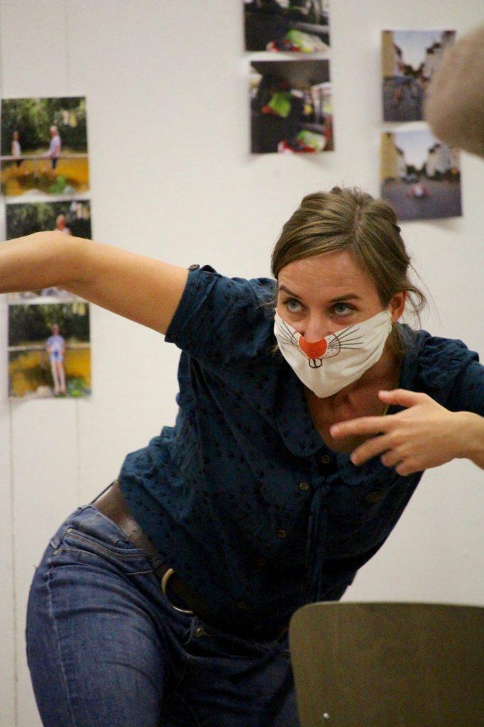 Tanz auf Distanz, Foto: Sarah Hieber