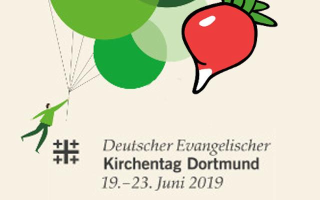 Kirchentag: Radieschenfieber im Kabarettprogramm